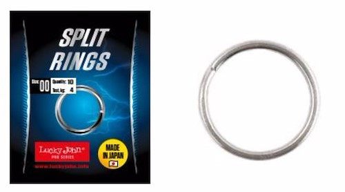 Lucky John PRO Split Rings Thumbnail Photo
