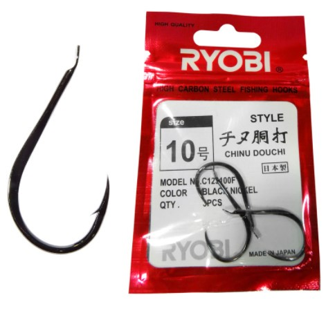 Ryobi Chinu Douchi C1230 Thumbnail Photo