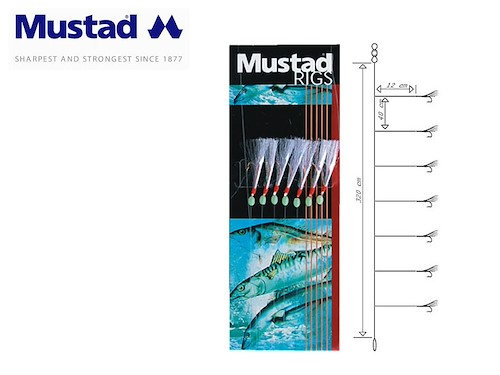 Mustad Flashaboo T83  Thumbnail Photo On Hover