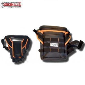 Volkien Soul Tactical Edge Hip R Bag Thumbnail Photo On Hover