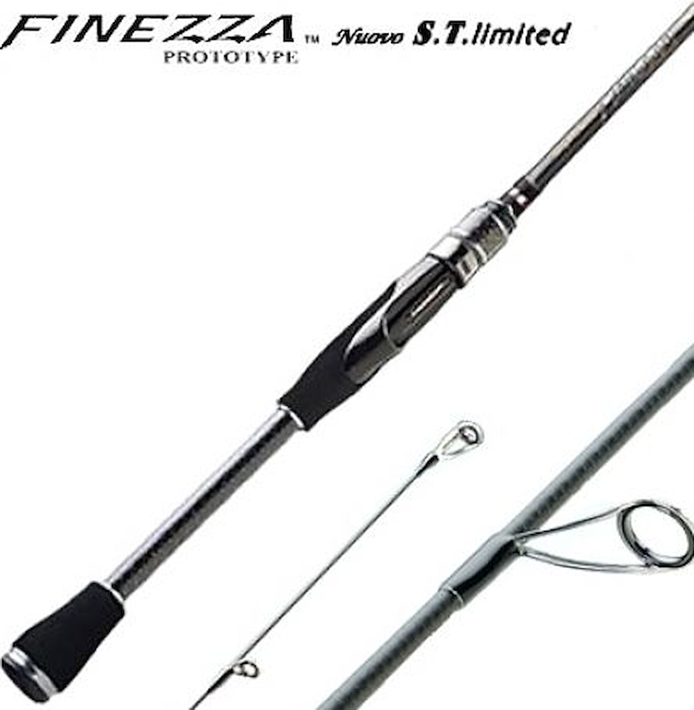 Graphiteleader Nuovo Finezza Prototype S.T. LIMITED