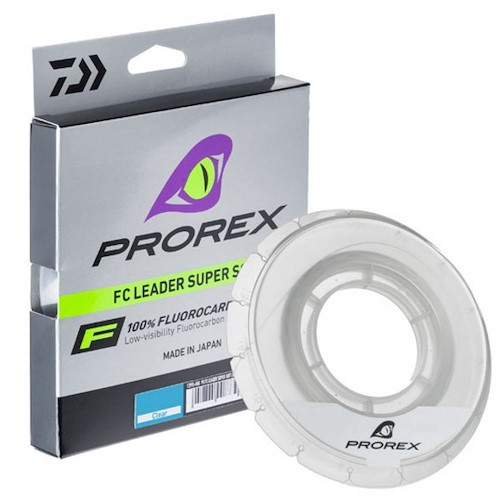 Daiwa Prorex Fluorocarbon Soft Leader Thumbnail Photo On Hover